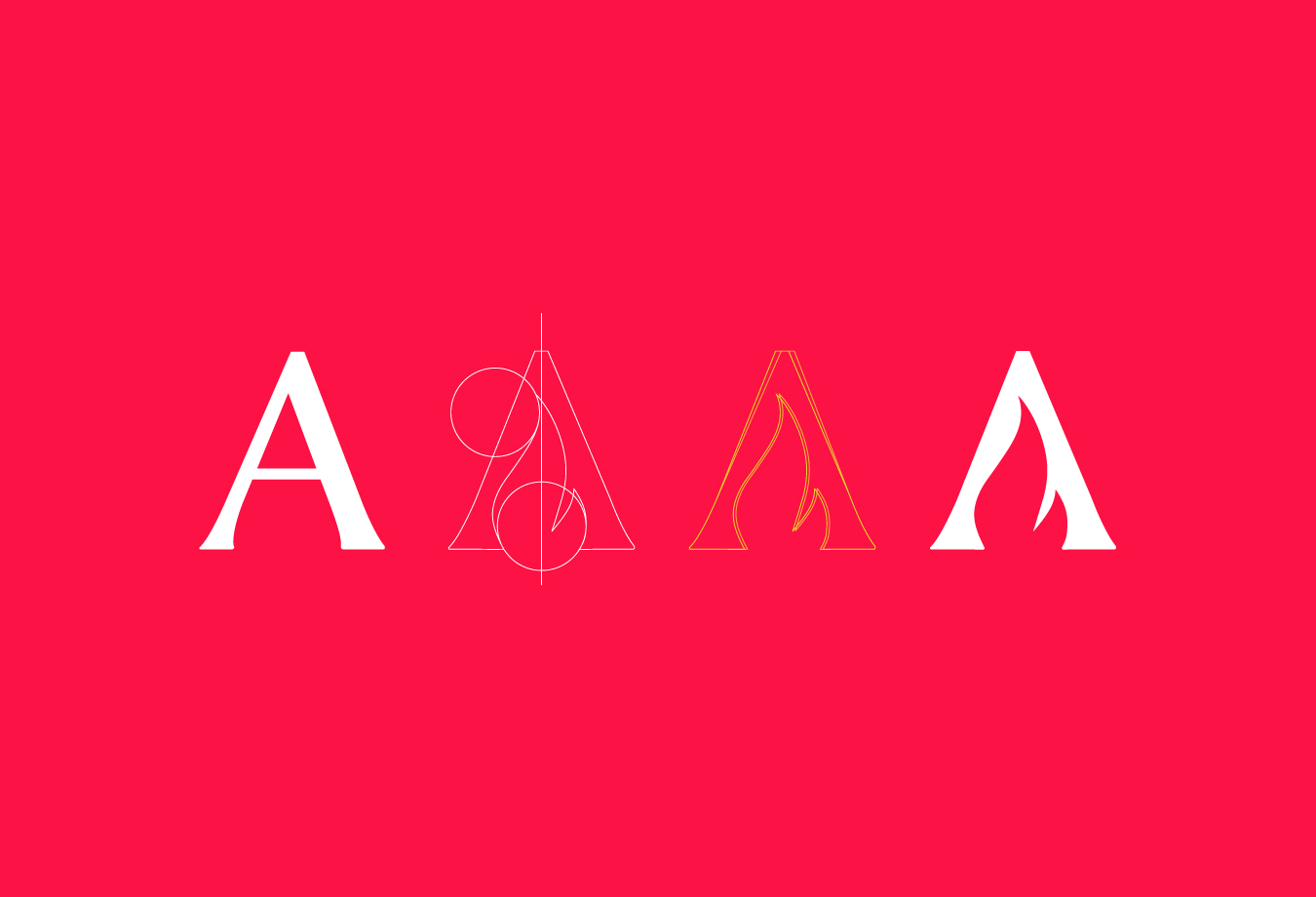 Aprende logo creation process
